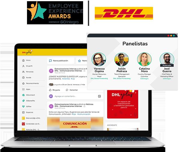 Caso de Éxito: DHL Global Forwarding