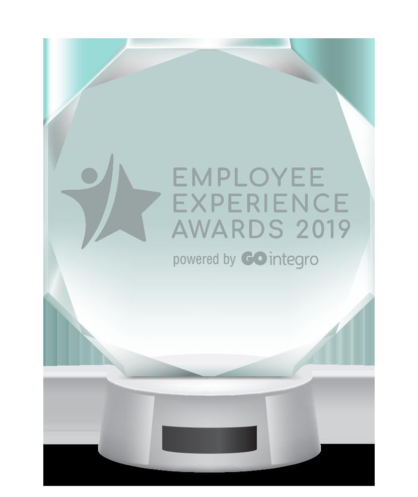 Employee Experience Awards 2019