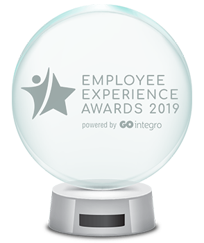 Galardón, Employee Experience Awards 2019